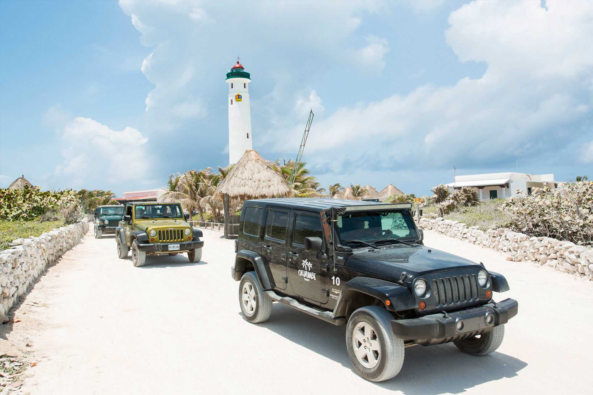 Jeep Experience Cozumel